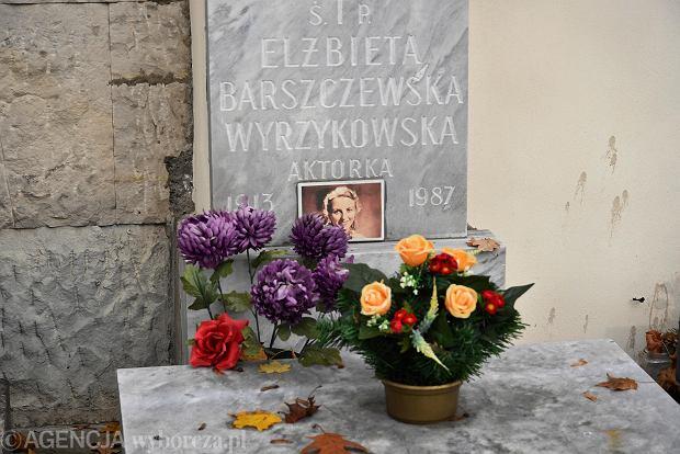 Zdjęcie numer 11 w galerii - Wszystkich Świętych. Tu spoczywa Władysław Reymont i Wojciech Młynarski. Groby w Alei Zasłużonych na Starych Powązkach [ZDJĘCIA]