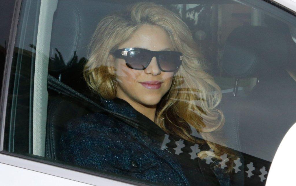 Shakira 4 dni po porodzie