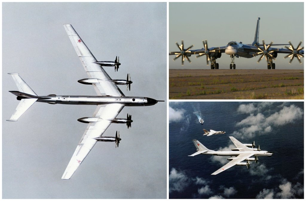 Tu-95, rosyjski