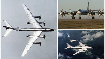 """Tu-95, rosyjski """"Niedźwiedź"""""""