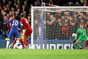 Chelsea pokonała Liverpool. Kuriozalny błąd Adriana