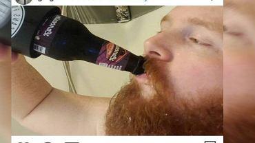 Piwo najlepiej smakuje pod prysznicem