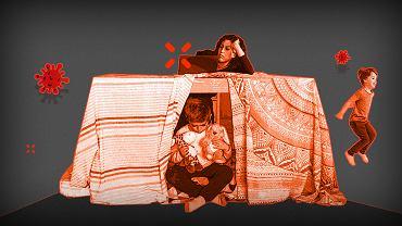 Matki podczas pandemii nie poddają się