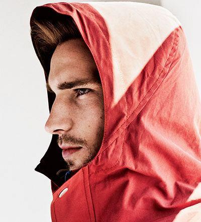 Styl: co nosimy tego lata, styl, moda męska, Z kolekcji - cena: 489 zł, kurtki, cottonfield