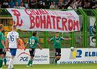 PGE GKS Bełchatów - Dolcan Ząbki 1:1. Młodzież zdobyła cenny punkt