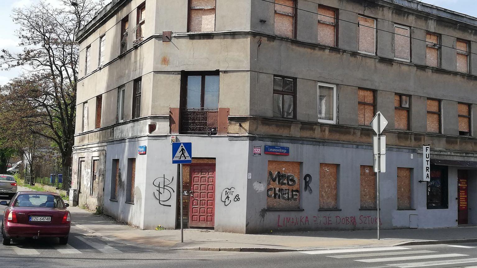 Wiele budynków komunalnych w Łodzi jest w opłakanym stanie