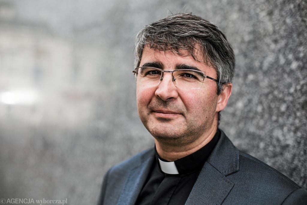 Ksiądz Jacek Prusak