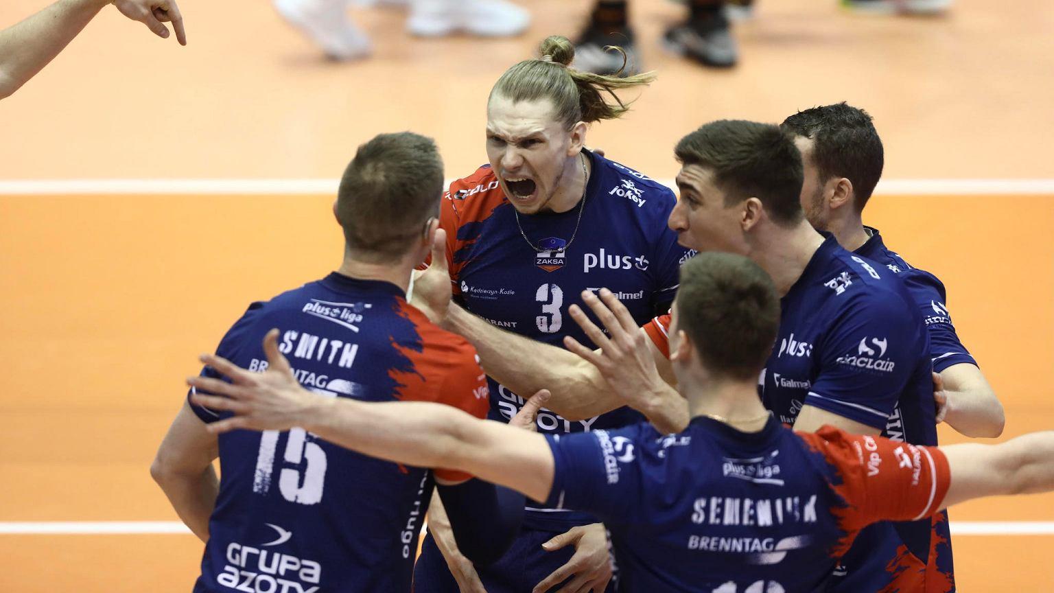 WIELKA ZAKSA wygrywa w Kazaniu! Co za powr