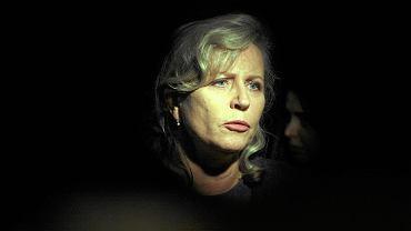 Krystyna Janda w spektaklu 'Danuta W.'