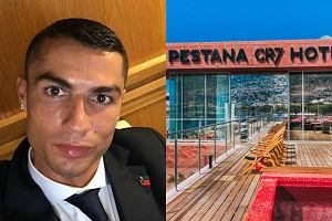Cristiano Ronaldo promuje swoje hotele. Ile kosztuje noc u Portugalczyka?