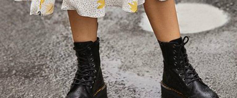 Martensy wracają na wiosnę! Symbol kultury underground znów na topie