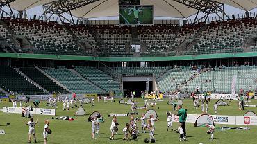 Radomiak Radom może w przyszłym sezonie rozgrywać mecze na stadionie Legii Warszawa