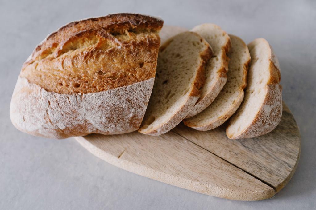 Chleb bez zakwasu zrobisz szybko, a efekt wypieku będzie równie pyszny