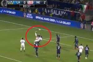 Zlatan Ibrahimović znowu to zrobił! Niesamowity gol szwedzkiego napastnika [WIDEO]