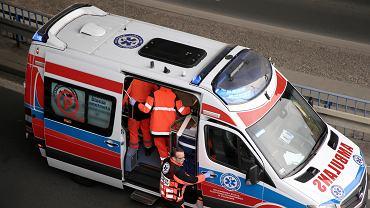 Sosnowiec: Tragiczny wypadek na S1. Ciężarówka przygniotła motocyklistę (zdj. ilustracyjne)