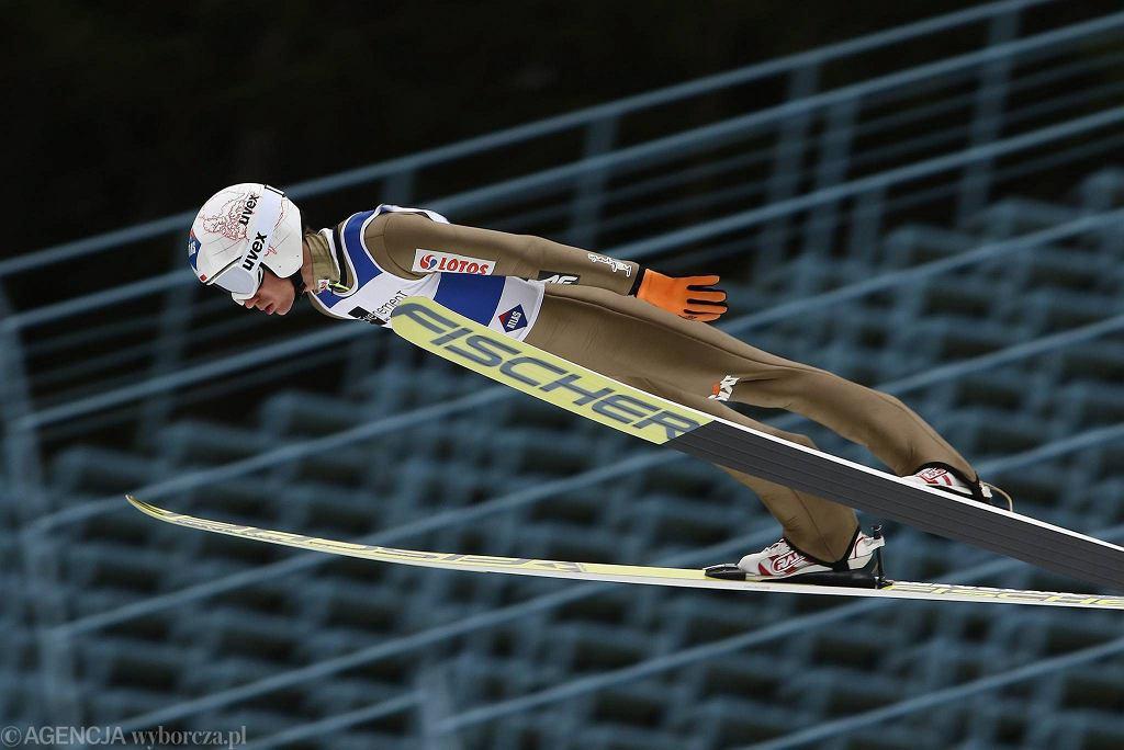 Nasz najlepszy skoczek, mistrz olimpijski Kamil Stoch jest w tym sezonie dopiero na 20. miejscu w klasyfikacji generalnej Pucharu Świata.