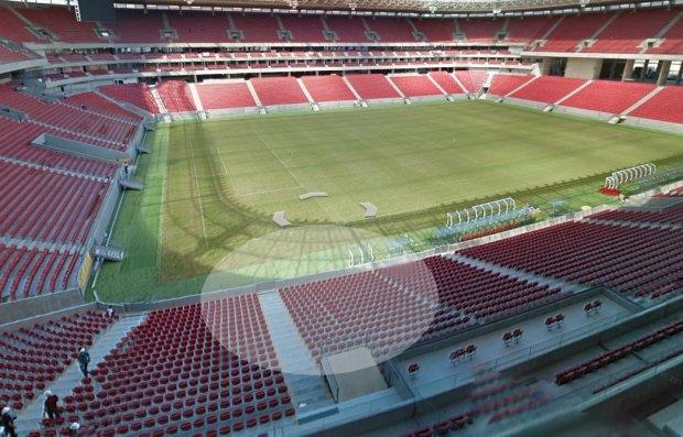 Stadion Arena Pernambuco w Recife