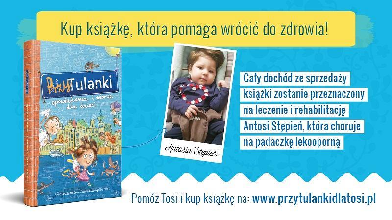 Premiera książki 'PrzyTulanki'