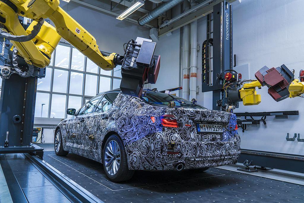 BMW serii 5 (G30)