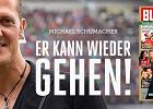 """Formuła 1. Michael Schumacher nie może chodzić. Rodzina pozywa tygodnik """"Bunte"""" za kłamstwa"""