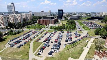 Parkowanie w Strefie Kultury w Katowicach