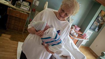 Odwiedziny noworodka w dobie koronawirusa