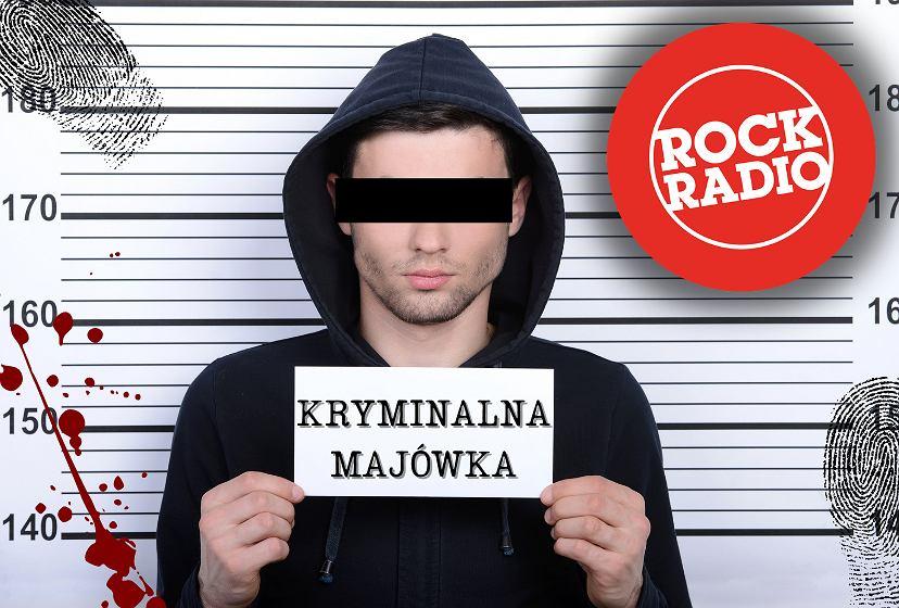 'Kryminalna majówka' z Rock Radiem