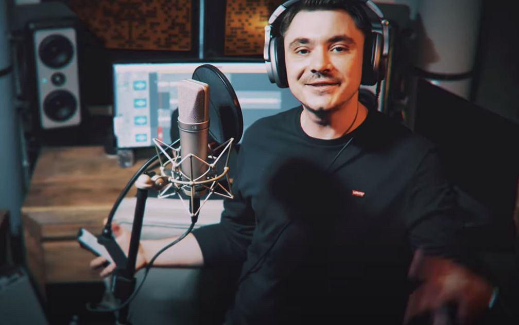Daniel Martyniuk rapuje