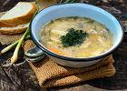 Delikatna i aromatyczna zupa rybna z karpia - pyszne zero waste