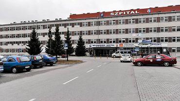 Do Wojewódzkiego Szpitala im. Św. Ojca Pio w Przemyślu trafił pacjent z podejrzeniem koronawirusa