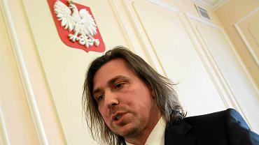 Tomasz Kaczmarek z PiS