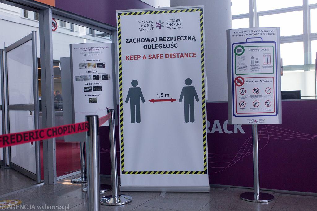 =Lotnisko Chopina przygotowuje sie do otwarcia na loty krajowe
