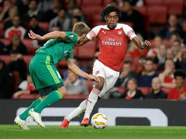 Arsenal w ostatniej chwili sprzedał swojego piłkarza za 30 milionów euro!