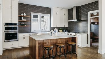 Panele laminowane w kuchni