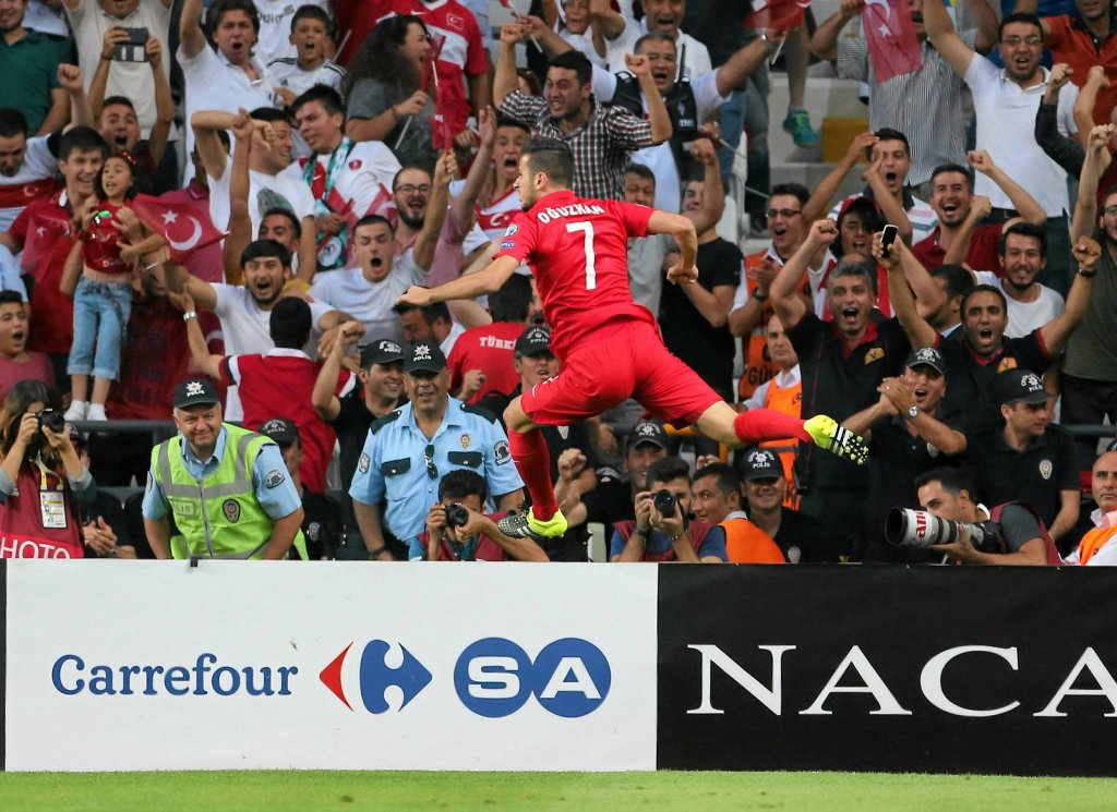 Turcja -Holandia 3:0