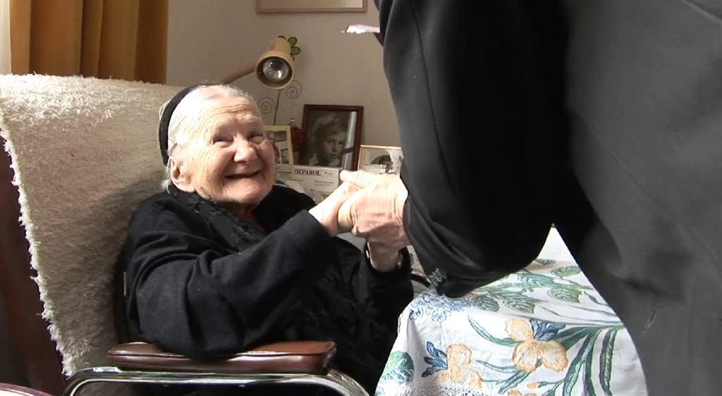 97. urodziny Ireny Sendlerowej i taka niespodzianka