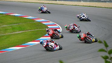 Fatalny wypadek podczas zawodów British Superbikes