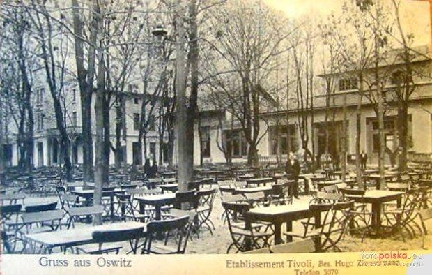 Zdjęcie numer 22 w galerii - Ogródki restauracyjne pierwsze tej wiosny i te przedwojenne [ARCHIWALNE ZDJĘCIA]
