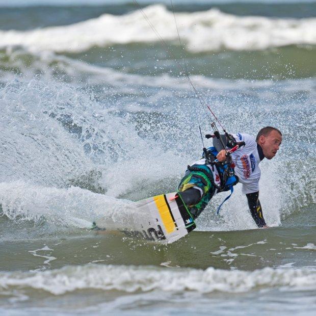 Za nami III etap zawodów o Puchar Polski w kitesurfingu