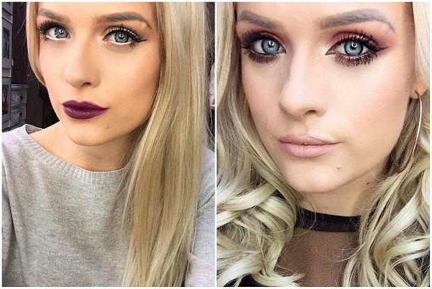 Sparaliżowana Blogerka Uczy Makijażu I Akceptacji Własnych