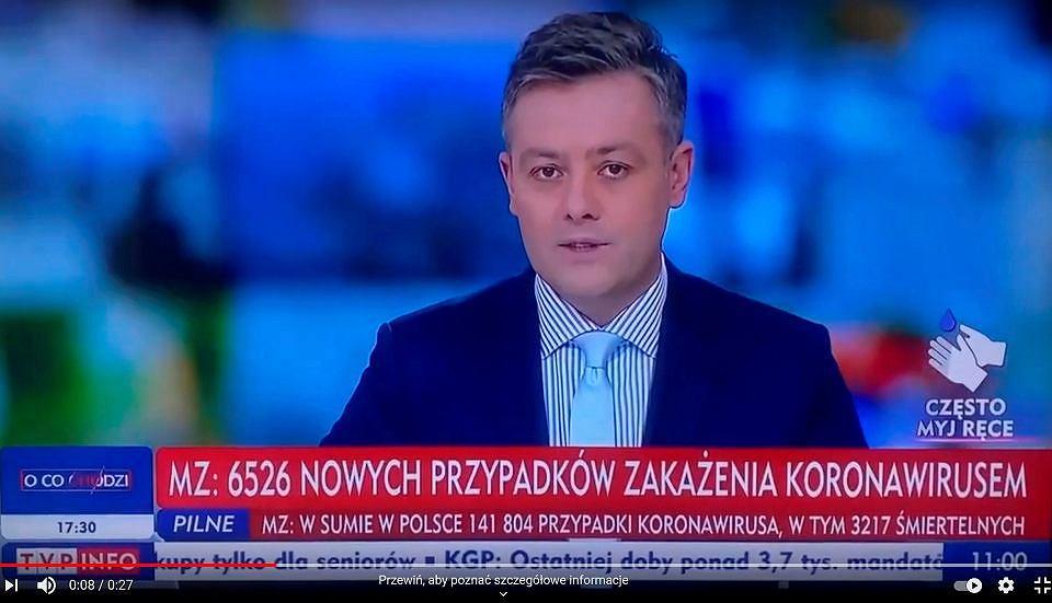 Michał Cholewiński przenosi się z TVP do Polsat News
