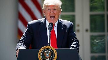 Donald Trump: USA wycofują się z porozumienia klimatycznego