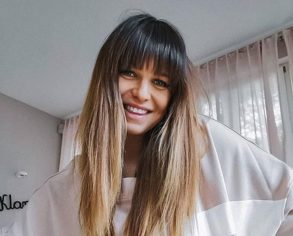 Anna Lewandowska - sposób na szparagi