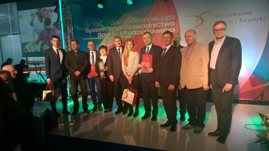 Gala sportu młodzieżowego