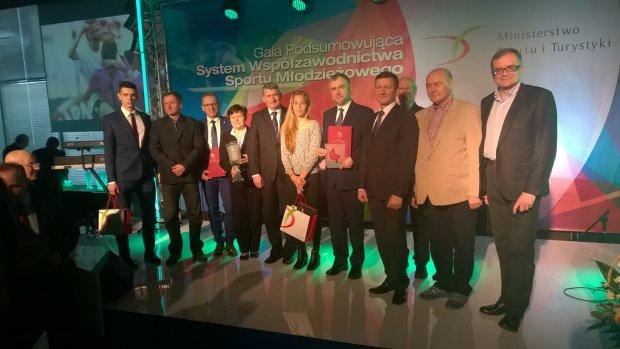 Poznań na drugim miejscu w sporcie młodzieżowym w Polsce. Minister sportu rozdał nagrody