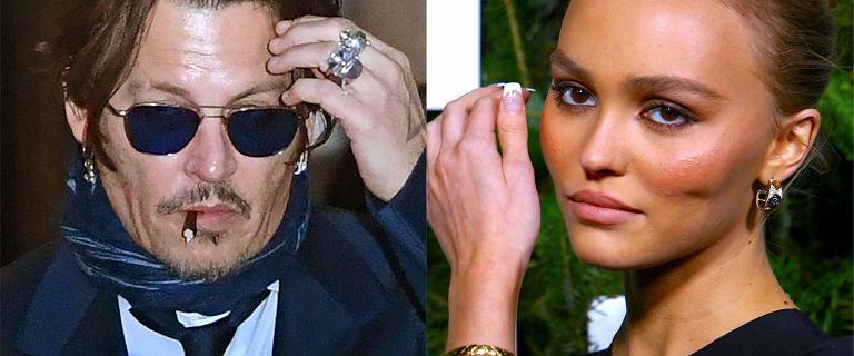 Johnny Depp podał córce narkotyki, gdy ta miała zaledwie 13 lat