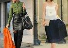 Street fashion: modne spódnice w stylizacjach naszych czytelniczek