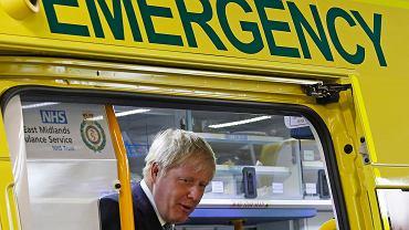 Boris Johnson, premier Wielkiej Brytanii
