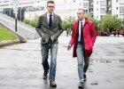Paryska moda uliczna: luz starannie pozorowany