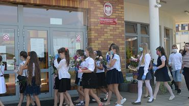 Koniec roku szkolnego (zdjęcie ilustracyjne)